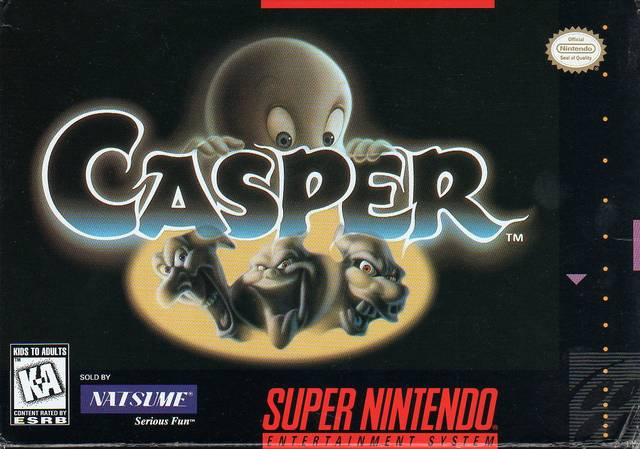 Casper Snes Super Nintendo