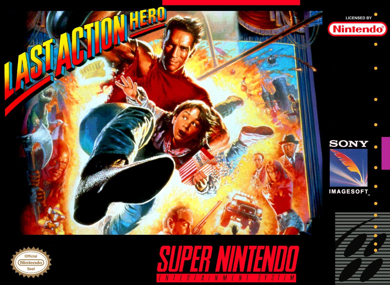 last action hero snes super nintendo nintendo entertainment system manual pdf nintendo nes manuals de jeux pal b pdf