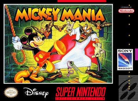 Image result for mickey mania
