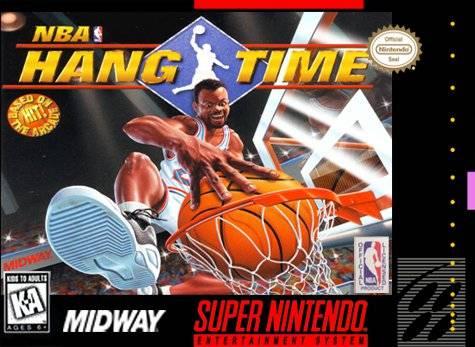 Nba Hang Time Snes Super Nintendo