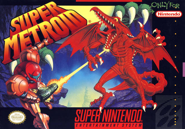Image result for metroid snes