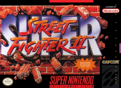 Super Street Fighter Ii Snes Super Nintendo