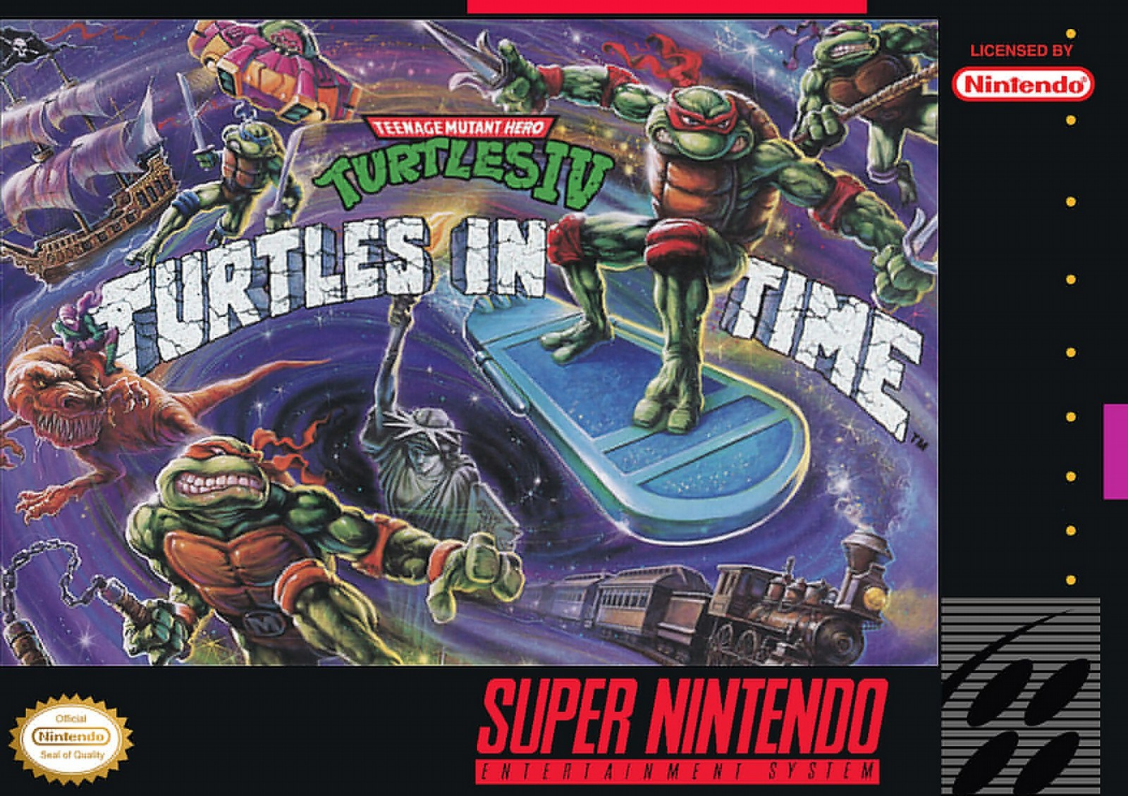 Image result for turtles in time