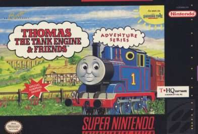Thomas The Tank Engine And Friends Thumbnail