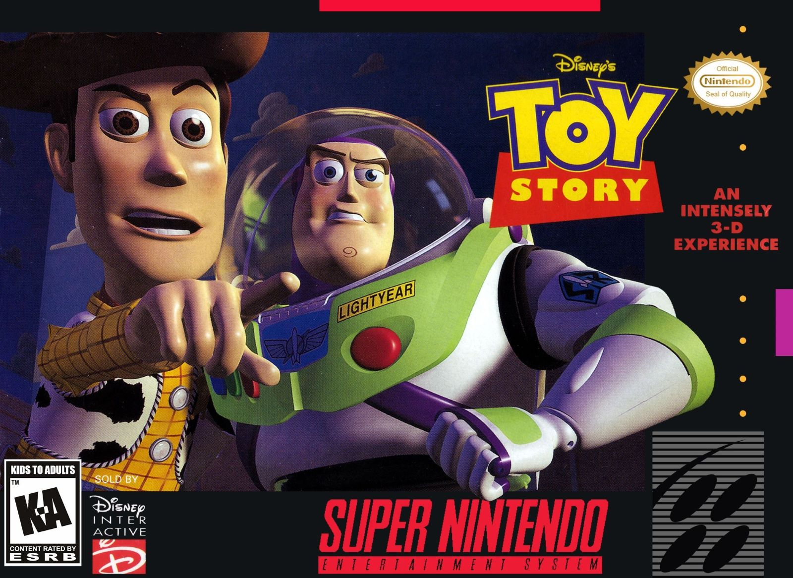 Toy Story 3 Games To Play : Toy story snes super nintendo