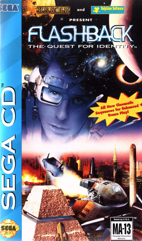 Flashback Sega Cd Game