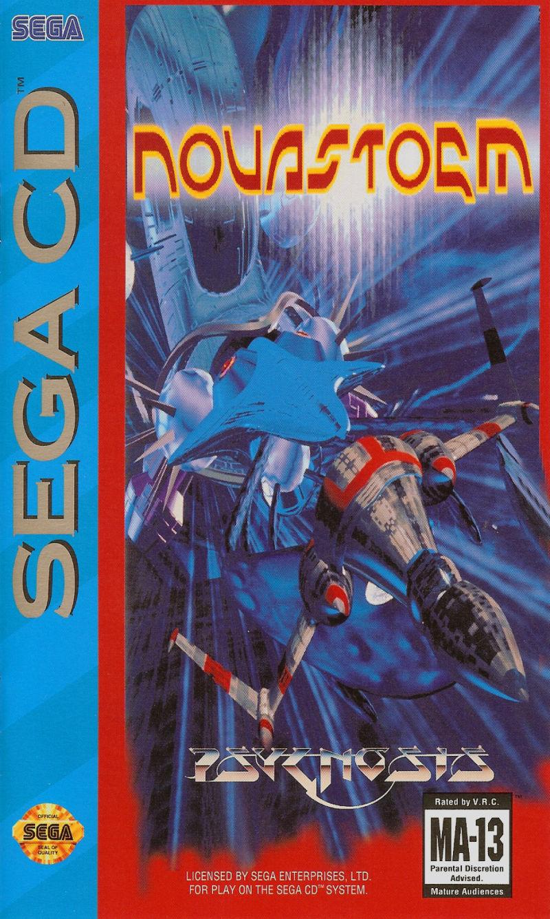 Novastorm Sega Cd Game