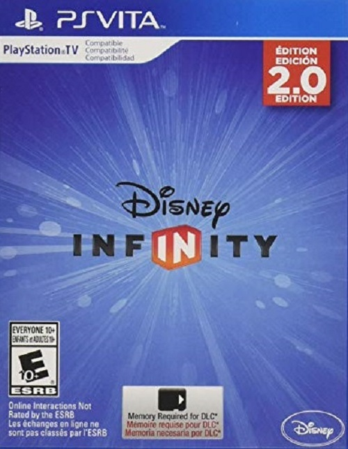 Disney Infinity 2 0 Game Playstation Vita Game Only