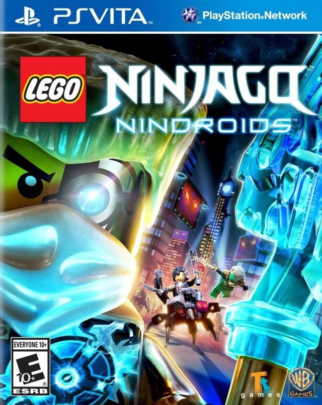 LEGO Ninjago: Nindroids - Playstation Vita Game