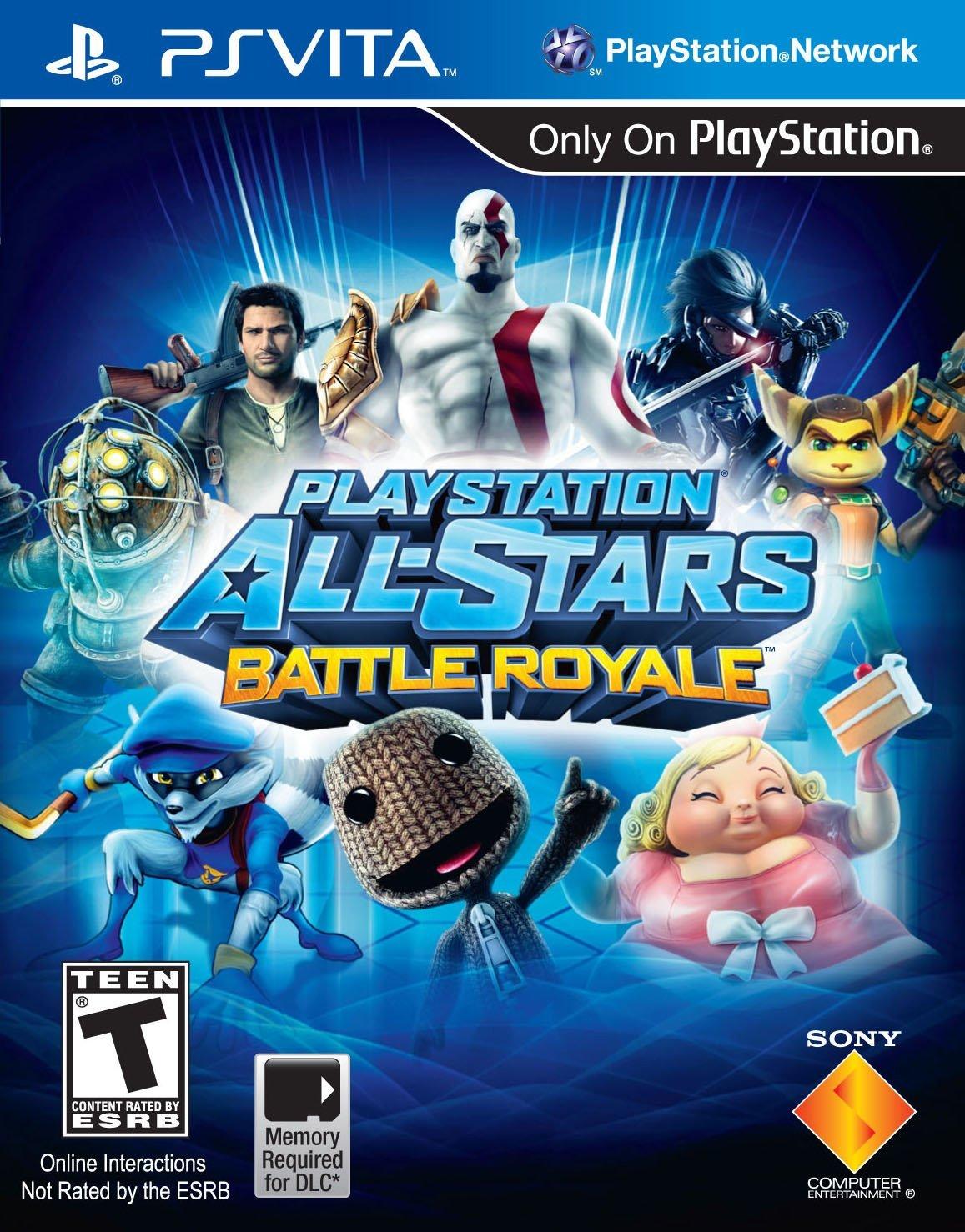 descargar playstation allstars battle royale ps2