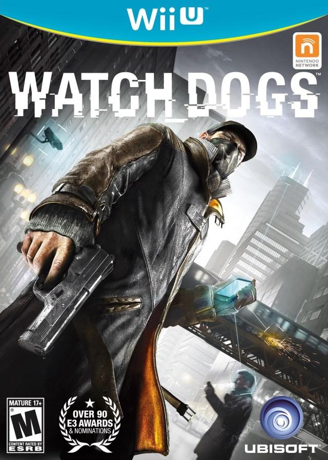 Watch Dogs - Nintendo Wii U Game