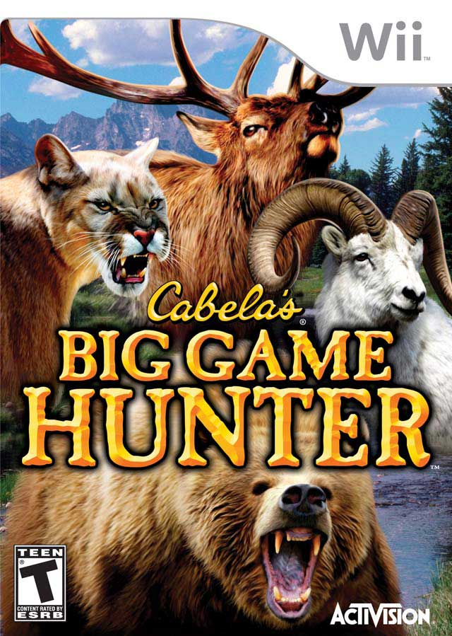 hunting spiele