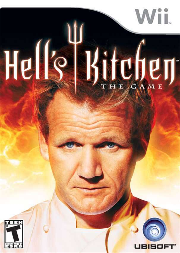 Hell S Kitchen Wii