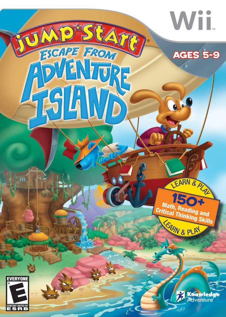 Adventure In The Island With No Escape