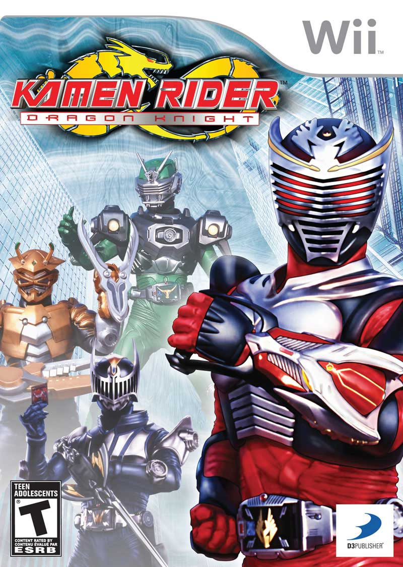 Kamen Rider - Dragon Knight ROM Free Download for NDS ...