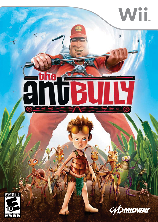 Ant Bully Nintendo Wii Game