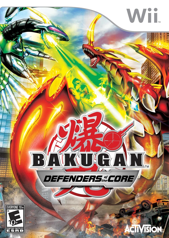 Bakugan Games List
