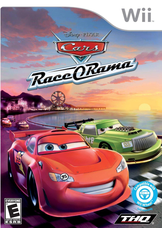 Cars Race O Rama Game
