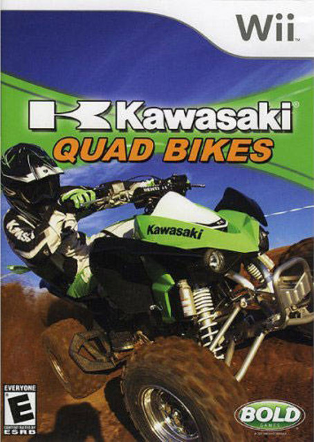 Kawasaki Quad Bikes Wii