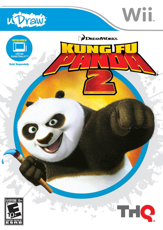 kung fu panda 2 nintendo wii game