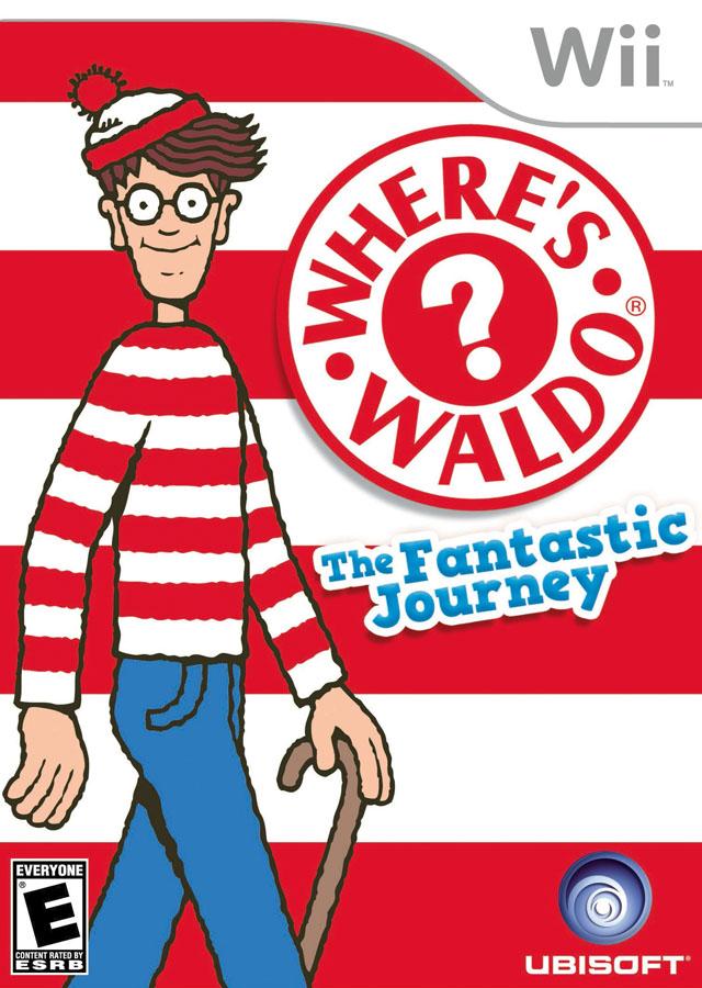 Where S Waldo The Fantastic Journey Nintendo Wii Game