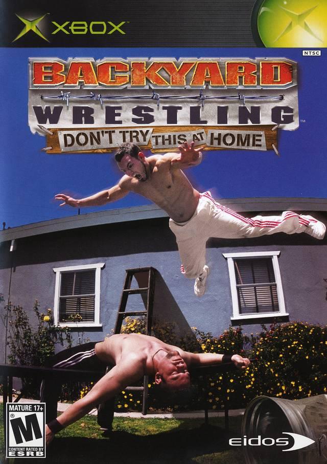Backyard Wrestling Xbox