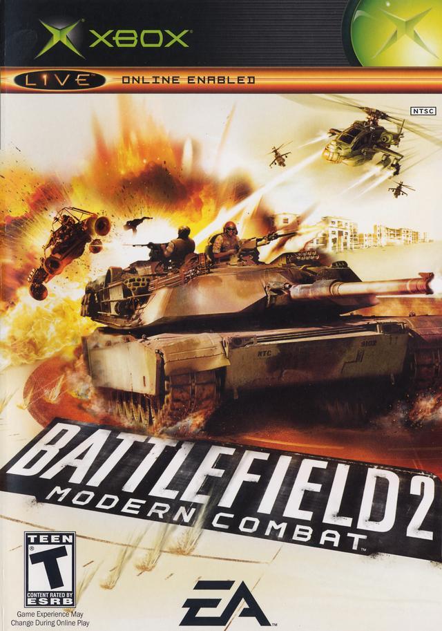 battlefield 2 modern combat xbox