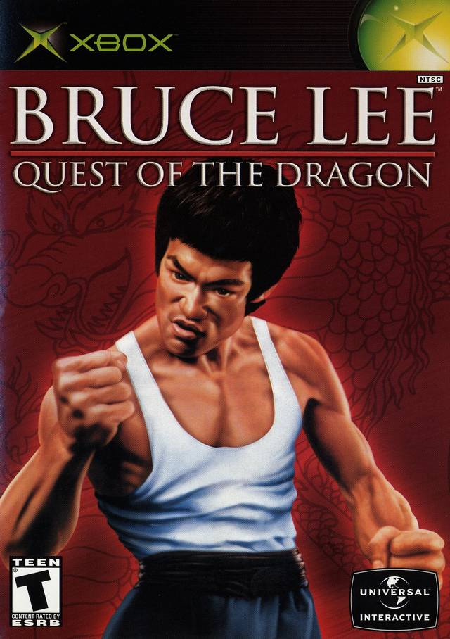 Bruce Lee Quest Of The Dragon Xbox