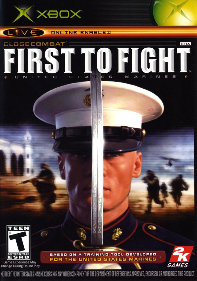 Close Combat First To Fight Xbox