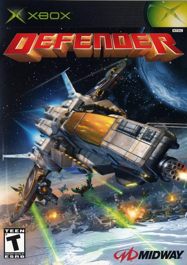 Defender Xbox