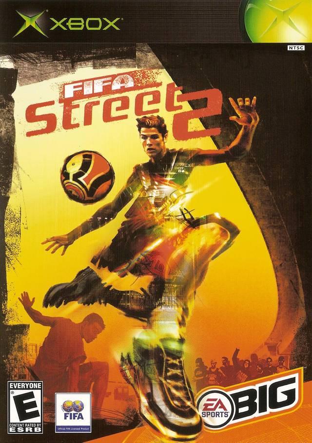 Fifa Street 2 Xbox