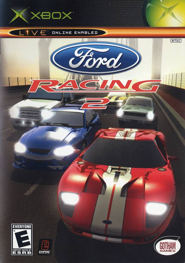 Racing Games For Xbox 360 : Ford racing xbox