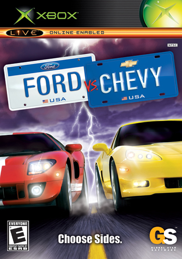 Ford Diesel Trucks For Sale >> Ford vs Chevy Xbox