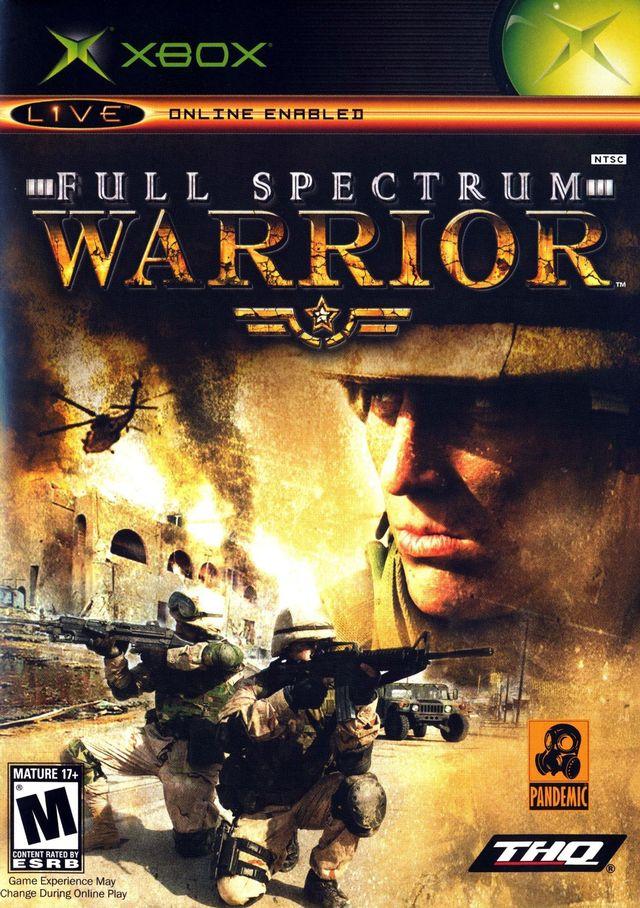 Full Spectrum Warrior Xbox