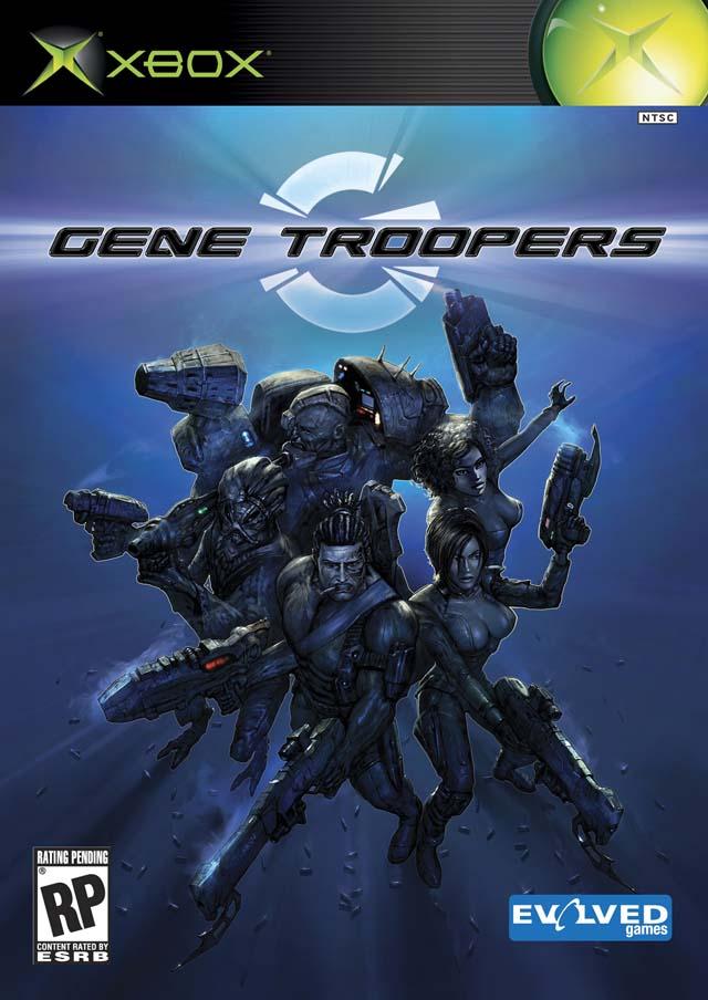 скачать gene troopers торрент