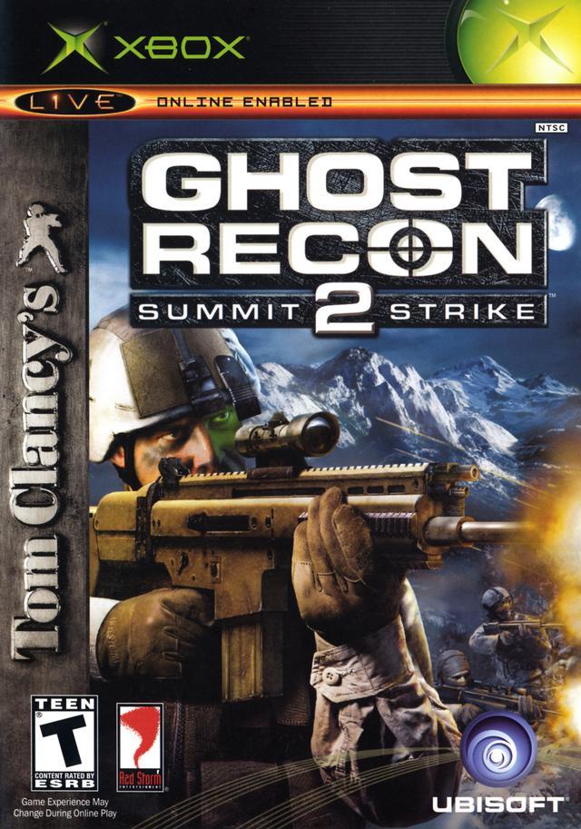 Ghost Recon 2 Summit Strike Xbox