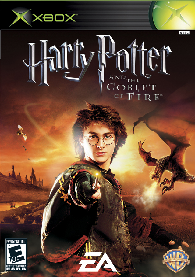 Harry Potter and The Goblet of Fire ROM (ISO) Download for ...