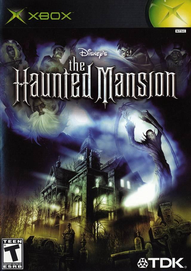 Haunted Mansion Xbox