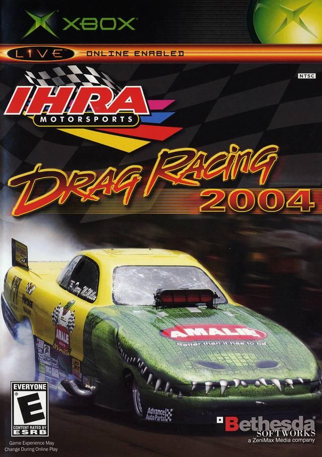 ihra drag racing 2004 xbox. Black Bedroom Furniture Sets. Home Design Ideas