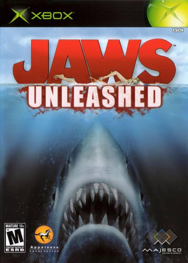 Fun Games For Xbox Original : Jaws xbox