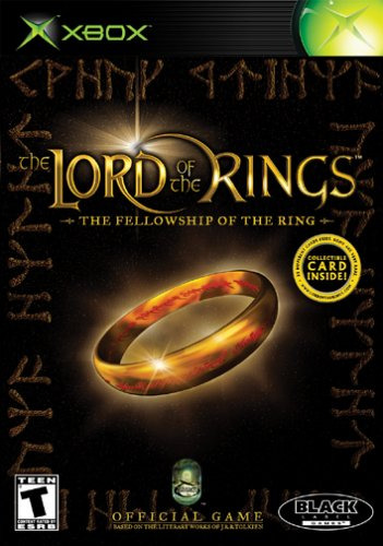 Lord Of The Rings Xbox Fellowship