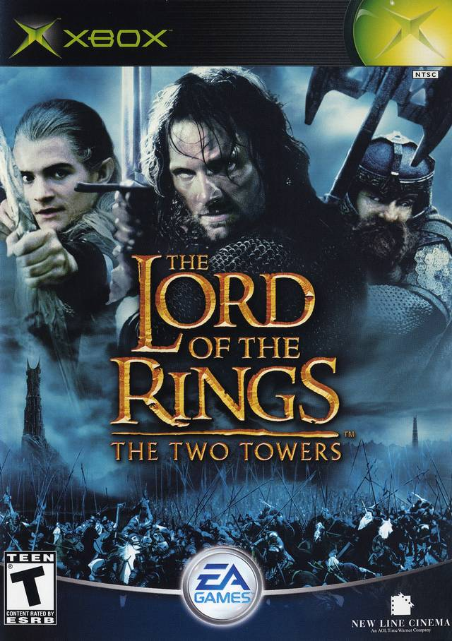 Lord Of The Rings Xbox Original