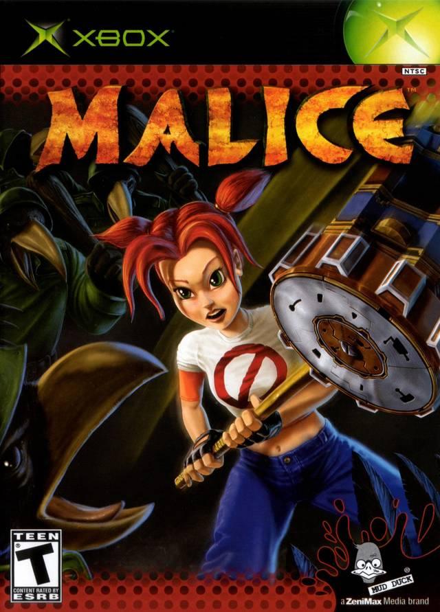 Malice Xbox