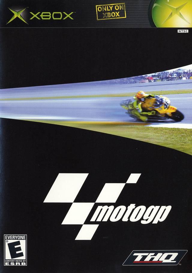 Moto GP Xbox