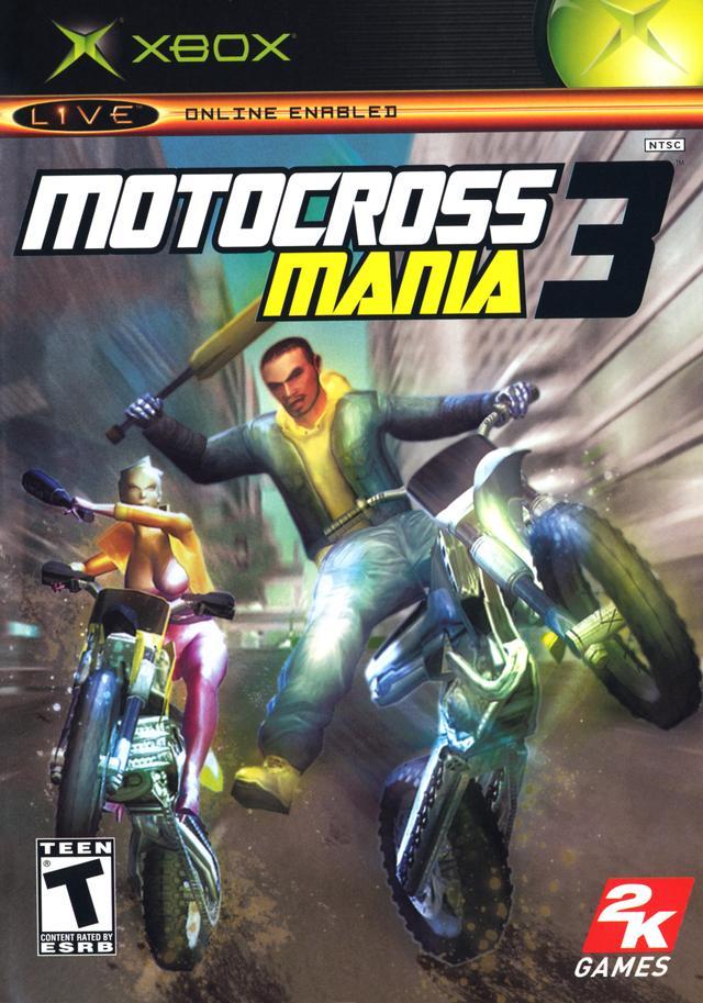 motocross mania 3 xbox