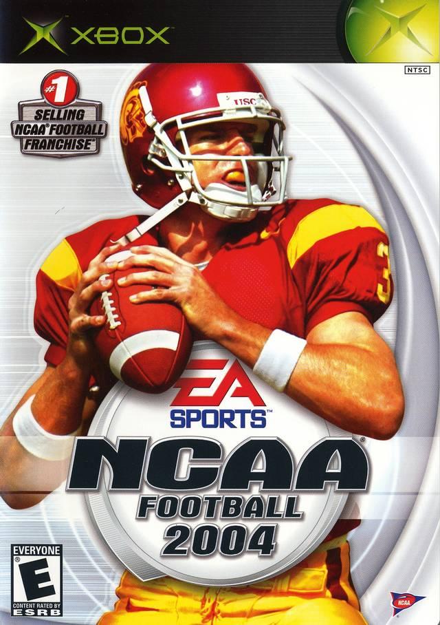 NCAA Football 2004 Xbox Video Games Xbox 360 Ncaa Football