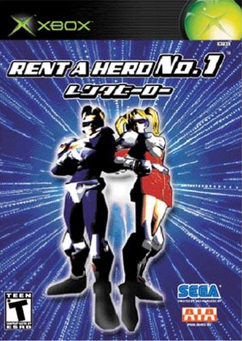 Rent A Hero No 1 Xbox
