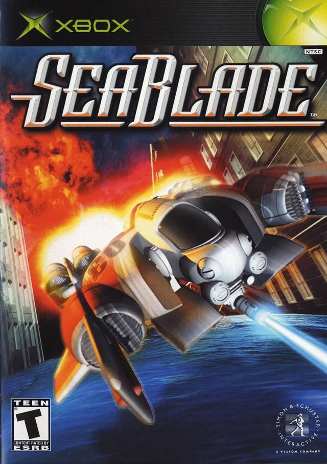 Seablade Xbox Game