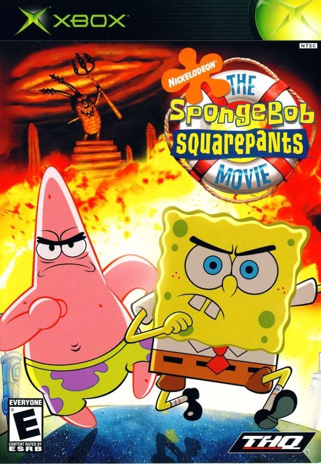 Fun Games For Xbox Original : Spongebob squarepants the movie xbox