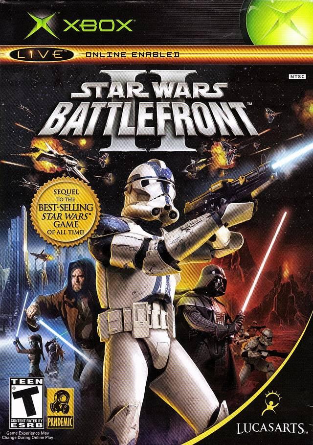 Star Wars Game For Xbox 1 : Star wars battlefront xbox